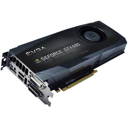 EVGA GeForce GTX 680 Graphics Card for Mac