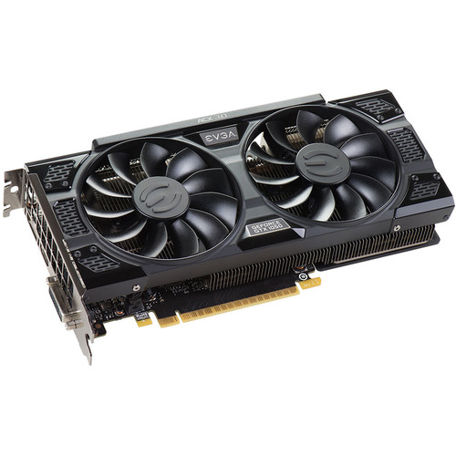 EVGA GeForce GTX 1050 SSC GAMING ACX 3.0 Graphics Card