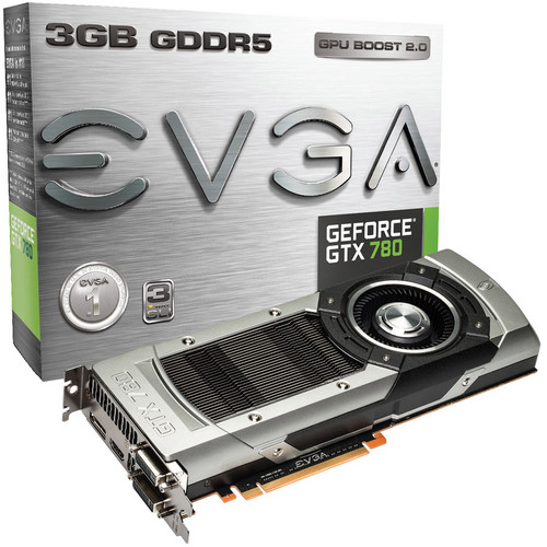 EVGA GeForce GTX 780 Graphics Card