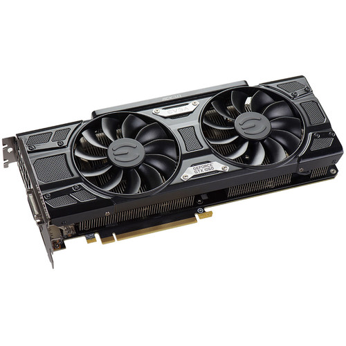 EVGA GeForce GTX 1060 FTW+ GAMING Graphics Card