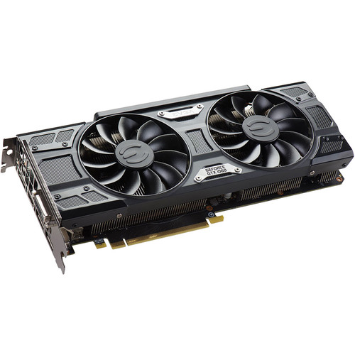 EVGA GeForce GTX 1060 SSC GAMING Graphics Card