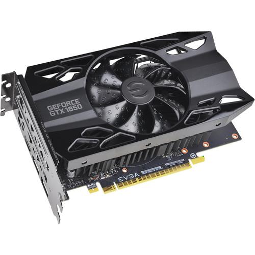 EVGA GeForce GTX 1650 XC Black Gaming Graphics Card