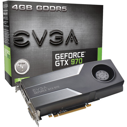 EVGA GeForce GTX 970 Graphics Card
