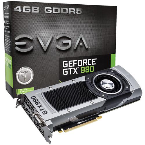 EVGA NVIDIA GeForce GTX 980