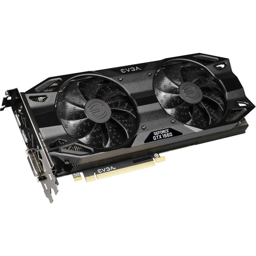 EVGA GeForce GTX 1660 XC Ultra Gaming Graphics Card