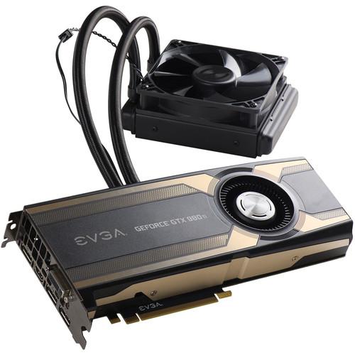 EVGA GeForce GTX 980 Ti HYBRID Graphics Card