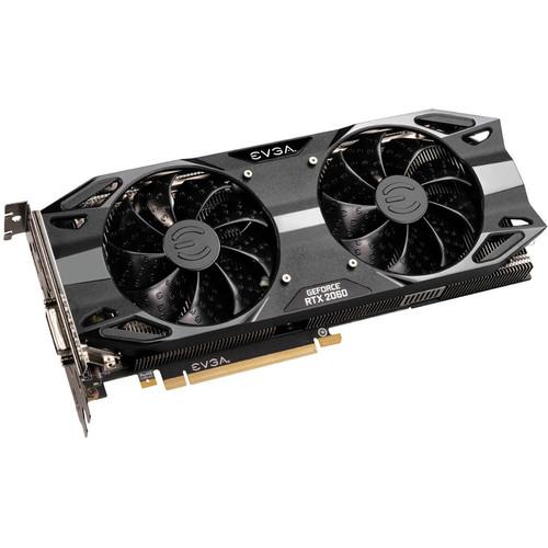 Tarjeta gráfica EVGA GeForce RTX 2060 XC Ultra