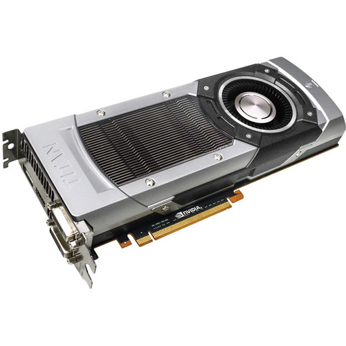 EVGA GeForce GTX Titan Graphics Card