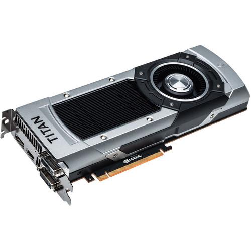 EVGA GeForce GTX Titan Black Graphics Card