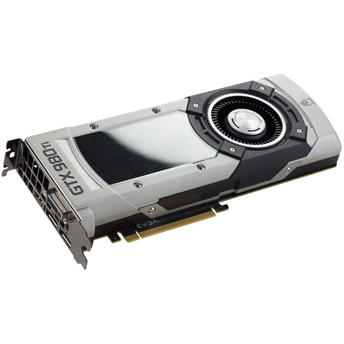 EVGA GeForce GTX 980 Ti VR Edition Gaming Graphics Card