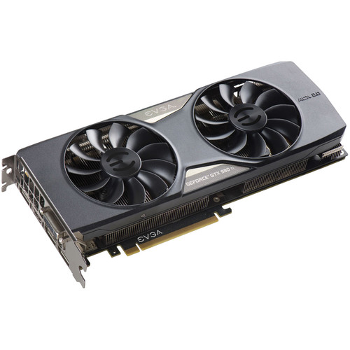EVGA GeForce GTX 980 Ti Graphics Card
