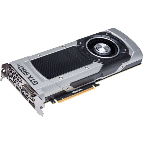 EVGA GeForce GTX 980 Ti Superclocked Graphics Card