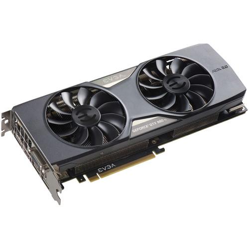EVGA GeForce GTX 980 Ti Superclocked+ Graphics Card