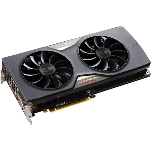 EVGA GeForce GTX 980 Ti Classified Graphics Card