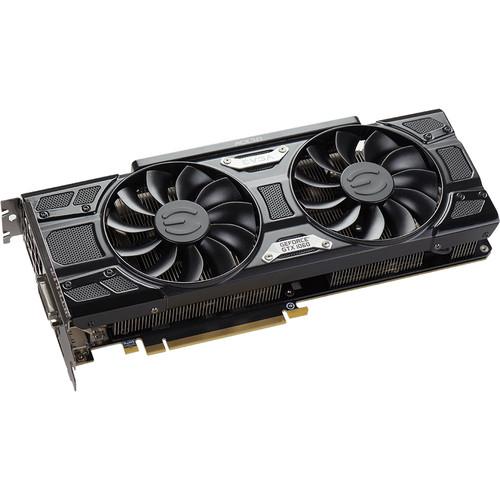 EVGA GeForce GTX 1060 SSC DT GAMING Graphics Card