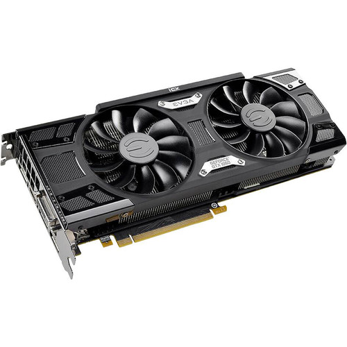 EVGA GeForce GTX 1060 SSC2 GAMING Graphics Card