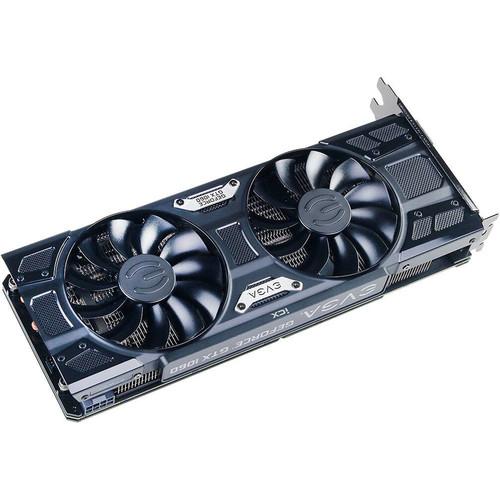 EVGA GeForce GTX 1060 FTW2 GAMING Graphics Card