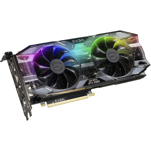 EVGA GeForce RTX 2080 XC GAMING Graphics Card