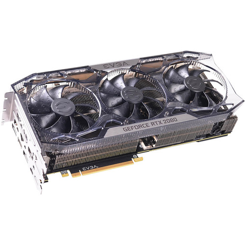 EVGA GeForce RTX 2080 FTW3 ULTRA GAMING Graphics Card