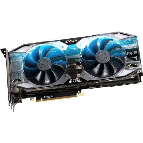 EVGA GeForce RTX 2080 SUPER XC ULTRA GAMING Graphics Card