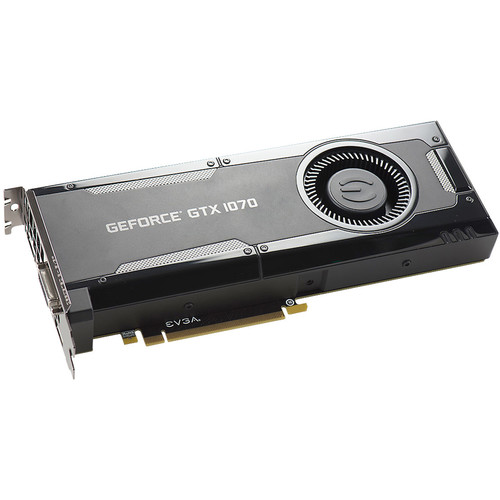 EVGA GeForce GTX 1070 GAMING Graphics Card