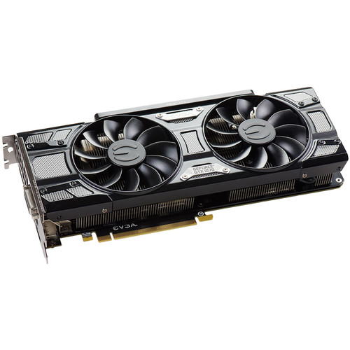 EVGA GeForce GTX 1070 SC GAMING Black Edition Graphics Card with PowerLink