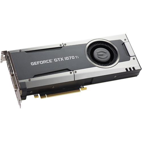 EVGA GeForce GTX 1070 Ti GAMING Graphics Card