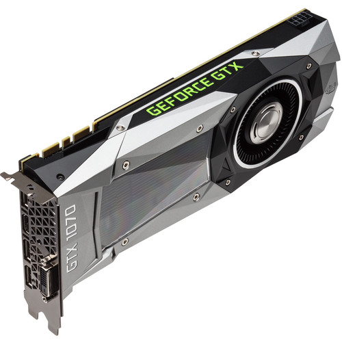 EVGA GeForce GTX 1070 Founders Edition Graphics Card