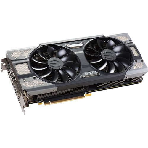 EVGA GeForce GTX 1070 FTW DT GAMING Graphics Card