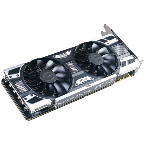EVGA GeForce GTX 1080 SC2 GAMING Graphics Card