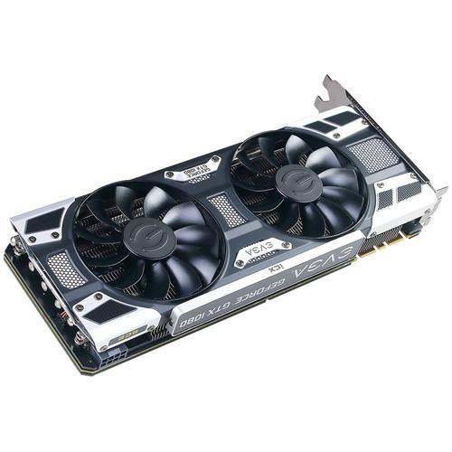 EVGA GeForce GTX 1080 SC2 GAMING Graphics Card Bundle