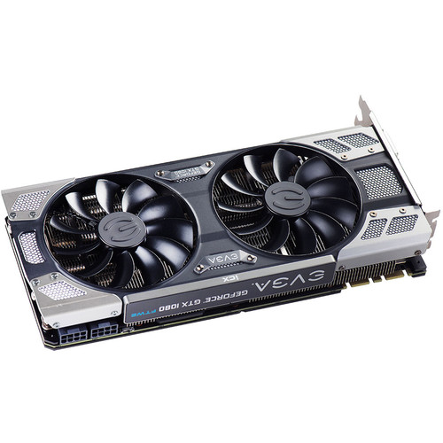 EVGA GeForce GTX 1080 FTW2 GAMING Graphics Card