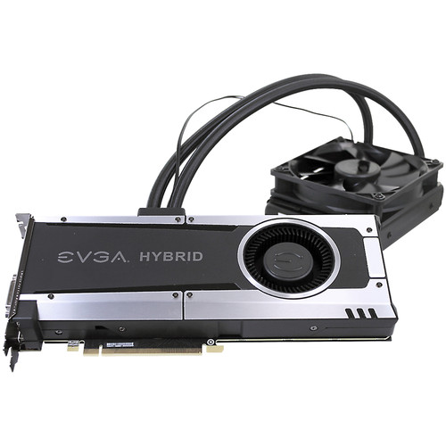 EVGA GeForce GTX 1080 HYBRID GAMING Graphics Card