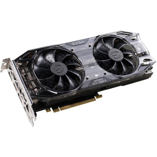 EVGA GeForce RTX 2080 Ti BLACK EDITION GAMING Graphics Card