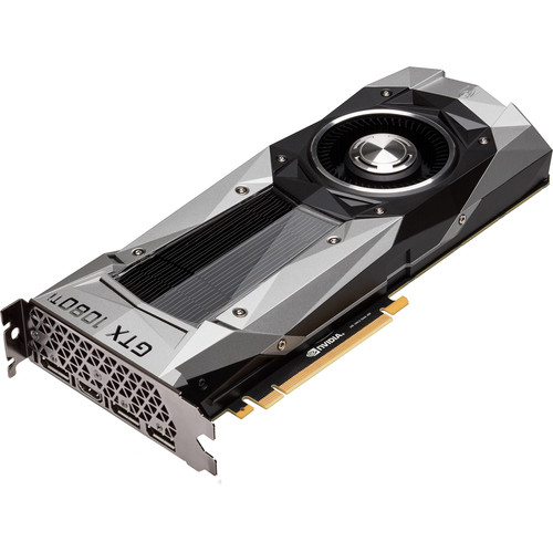 EVGA GeForce GTX 1080 Ti Founders Edition Graphics Card