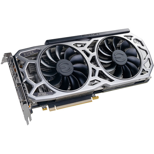 EVGA GeForce GTX 1080 Ti SC2 GAMING Graphics Card