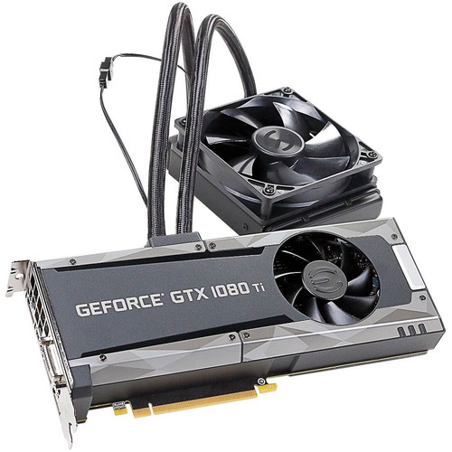 EVGA GeForce GTX 1080 Ti SC2 HYBRID GAMING Graphics Card