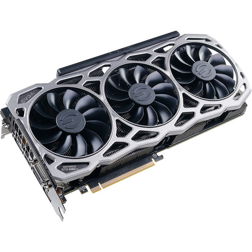 EVGA GeForce GTX 1080 Ti FTW3 GAMING Graphics Card