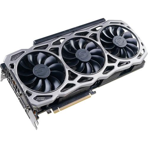 EVGA GeForce GTX 1080 Ti FTW3 ELITE GAMING SILVER Graphics Card