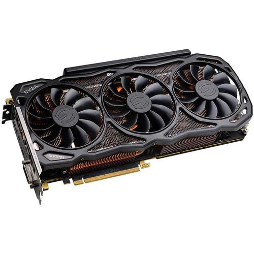 EVGA GeForce GTX 1080 Ti KINGPIN GAMING Graphics Card