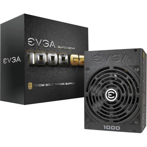 EVGA SuperNOVA 1000 G2 1000W 80 Plus Gold Modular Power Supply
