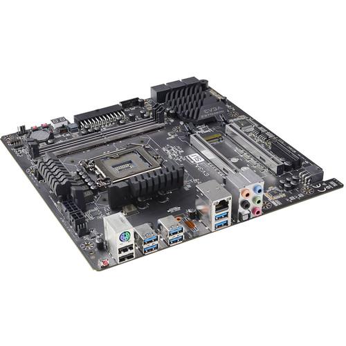 EVGA Z370 LGA 1151 Micro-ATX Motherboard