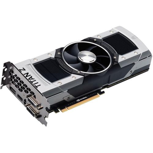EVGA GeForce GTX Titan Z Graphics Card (12GB)