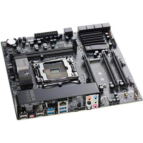 EVGA X99 Micro2 LGA 2011-3 Micro-ATX Motherboard