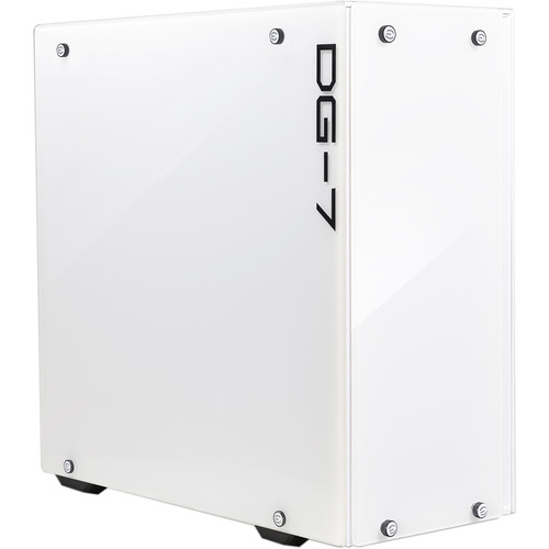 EVGA DG-75 Mid-Tower Case (Alpine White)