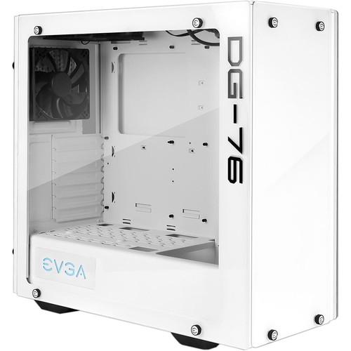 EVGA DG-76 Mid-Tower Case (Alpine White)