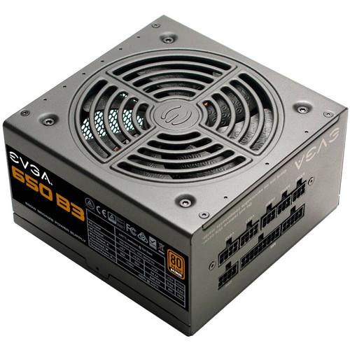 EVGA 650 B3 650W 80-Plus Bronze Fully-Modular Power Supply