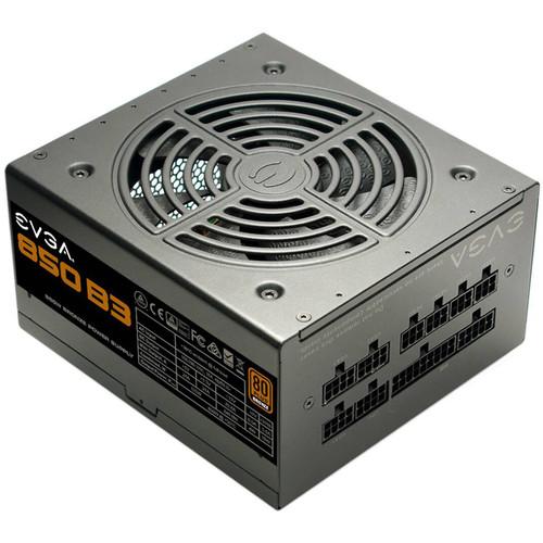 EVGA 850 B3 850W 80-Plus Bronze Fully-Modular Power Supply