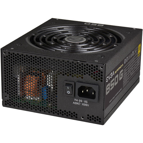 EVGA SuperNOVA 850 GS 850W 80 Plus Gold Modular Power Supply