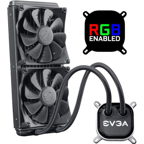 EVGA CLC 280 Closed Loop Liquid CPU Cooler